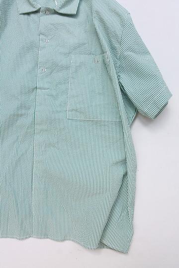 NOUN Work Pullover Stripe GREEN (4)