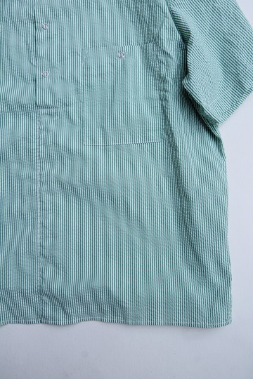 NOUN Work Pullover Stripe GREEN (4)