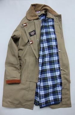 MCA Fireman Coat BEIGE (5)