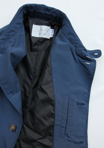 Boulder Mountain Style Dakota Coat III NAVY (4)