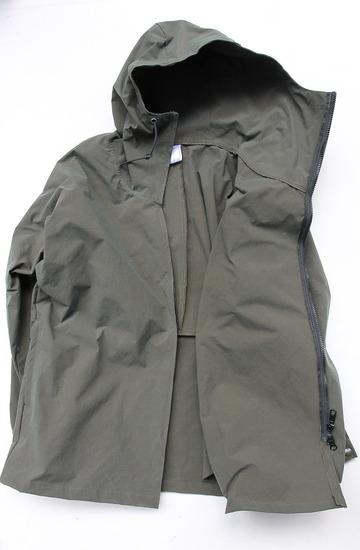 NOUN T Coat OLIVE (5)