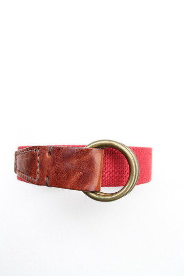 Halcyon 03 Canvas & Leather RED (2)
