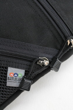 Battle Lake Open & Shut Briefcase BLACK (3)