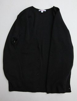 NOUN Single Cardigan BLACK (3)