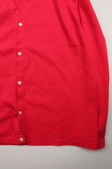 Goodon Tee Cardigan RED (3)