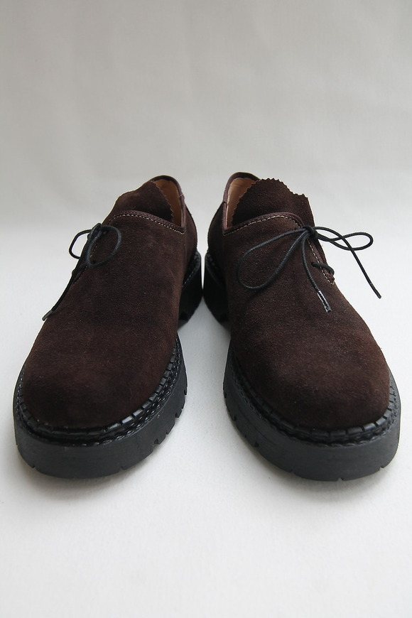 Pescador Suede Tiror Shoe D BROWN (2)