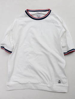 FIDELITY Athletic SS Tee WHITE