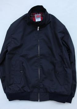 Uniform World Harrington Jacket NAVY (2)