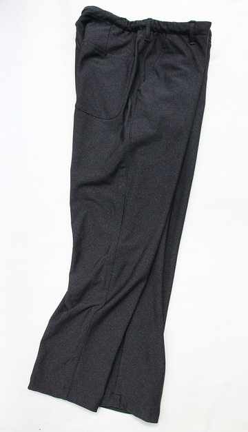 FOB Easy Pants Heat Performar Herringbone CHARCOAL (6)