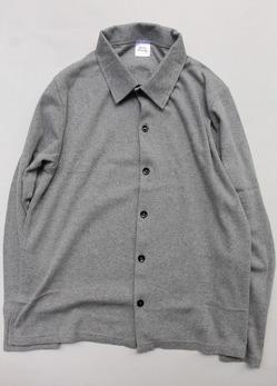 Baxter Ratcliff  LS Shirt W Polo GREY MARL (2)