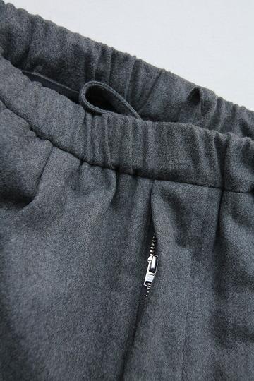 CEASTERS 2Pleats Easy Trousers GREY  by Burel (3)