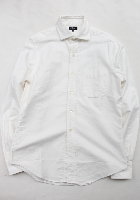Harriss HW Wide Collar Shirt  PDF