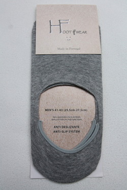 H Footwear Cover Socks Anti Slip System GREY (3)