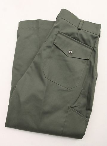 Vecchi Levoro Pantalone GBD Pro 6535 OLIVE
