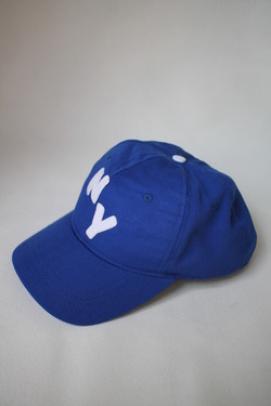 NEW ENGLAND CAP NY Logo Cap Royal (6)