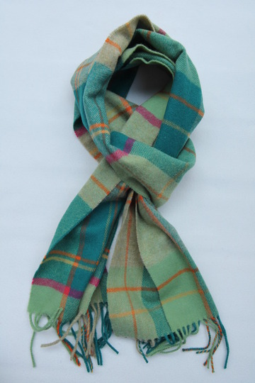 Royal Heather Green Check (4)