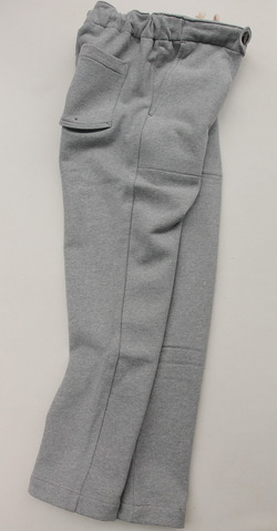 Arbre HW Cotton Sweat Easy Pants GREY (7)