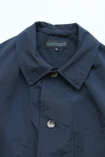 coochucamp Happy Shirt Coat NAVY (2)