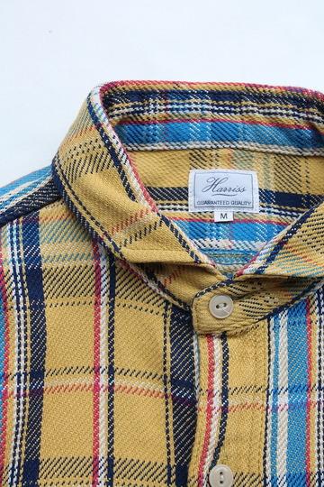 Harriss Short Wide Collar HW Nel YELLOW (2)