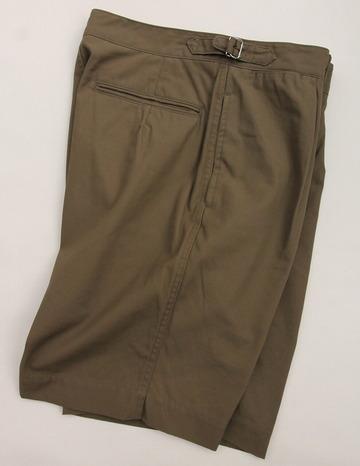 ARAN F L Shorts BL 2 OLIVE DRAB (4)