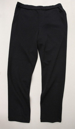 Harriss TC Twill Jersey Easy Tapered Pants DEEP NAVY (4)