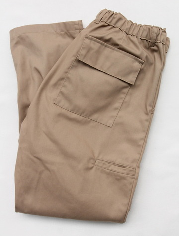 Uniform World Work Long Pants CAMEL