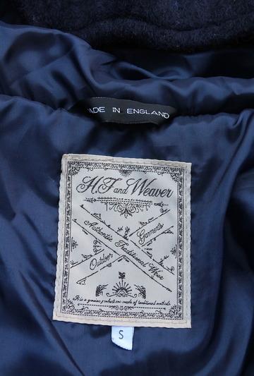 H F and Weaver Marine Coat NAVY (5)