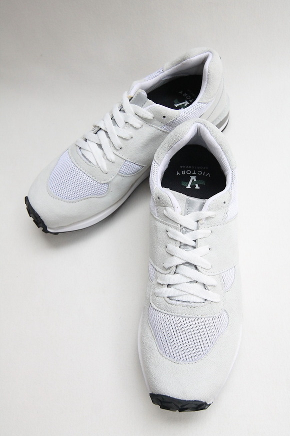 VICTORY Trail Runner WHITE Mesh WHITE Suede (2)