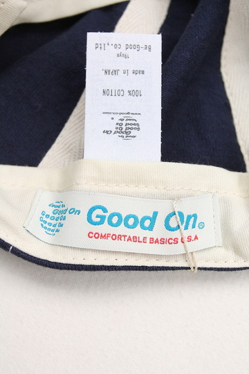 Goodon Heavy Jersey Play Cap NAVY (5)