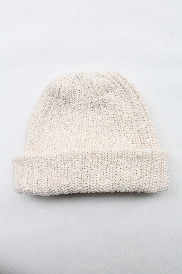 Columbiaknit Bulky Knit Short Watch Cap NATURAL