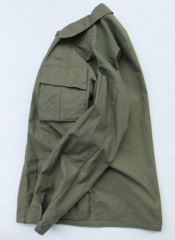 KIFFE Jangle Fatigue Jacket OLIVE (5)