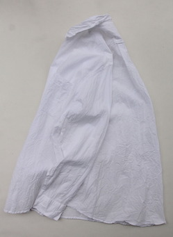 Vasy Lettlement Reglar Collar Oversized Shirt (4)