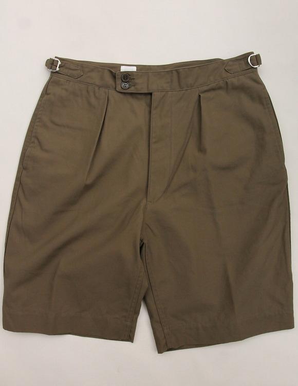 ARAN F L Shorts BL 2 OLIVE DRAB