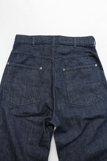 RICEMAN Work Pants INDIGO (4)