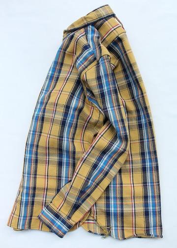 Harriss Short Wide Collar HW Nel YELLOW (5)