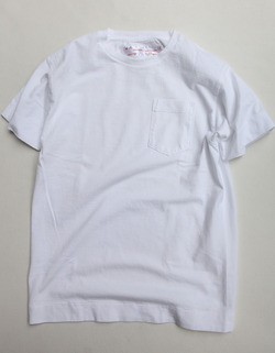 NOUN Pocket T WHITE