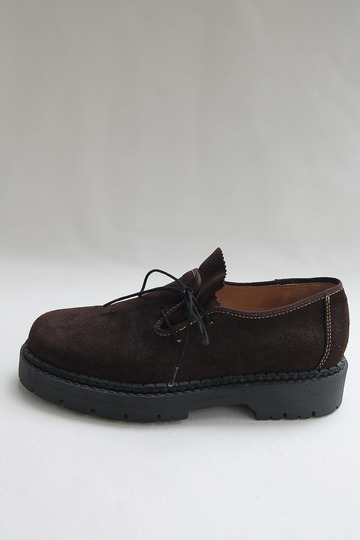 Pescador Suede Tiror Shoe D BROWN (4)