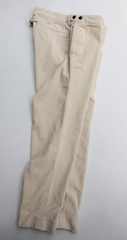 Arbre Mid Well Corduroy Pants CREAM (6)