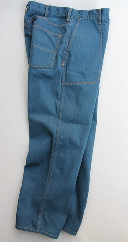 RICEMAN Ranch Pants LIGHT INDIGO (6)