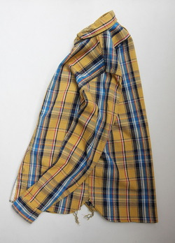 Harriss Short Wide Collar HW Nel YELLOW (3)