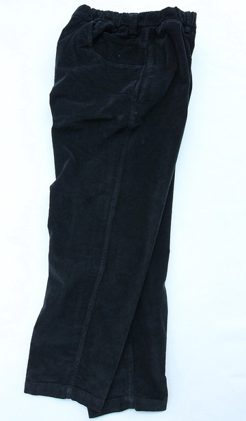 RM Loose Pants DARWIN BLACK (6)