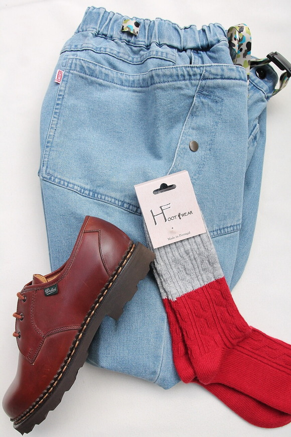 H Footwear Regiment RED&GREY