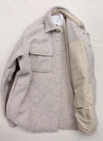 FIDELITY CPO Shirt Fleece NATURAL (5)