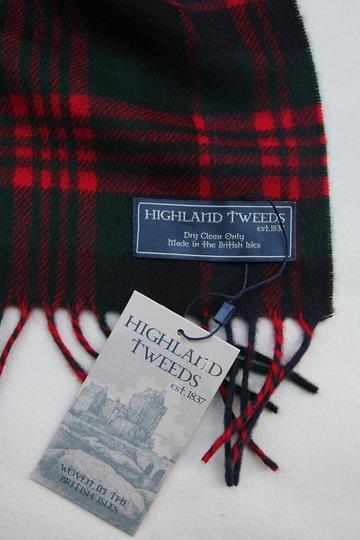 Highland Tweeds Macdonald Stole (3)