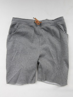 BRIXTON Folson Sweatshort HEATHER GREY