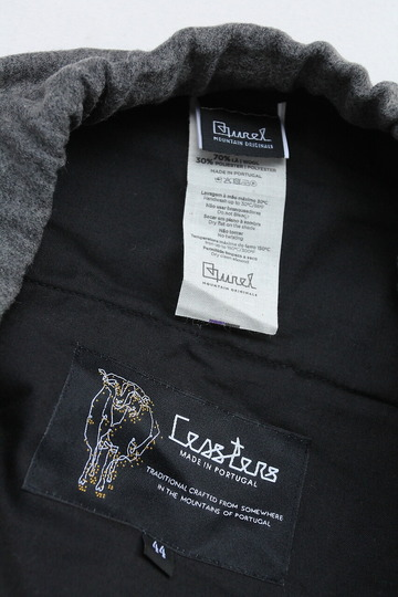 CESTERS Wool 2 P Easy Pants M GREY (2)