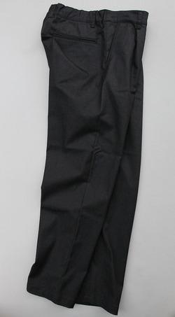 Harriss Stetch TC Denim 1 Tapered Pants BLACK (6)