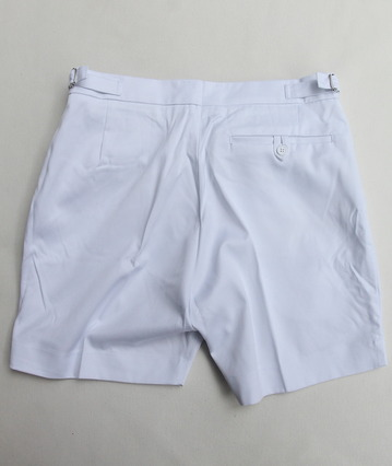 Deadstock Royal Navy Shorts WHITE (3)