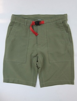 Chums Stretch Fatigue Shorts KHAKI