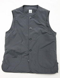 ARAN Vest GREY